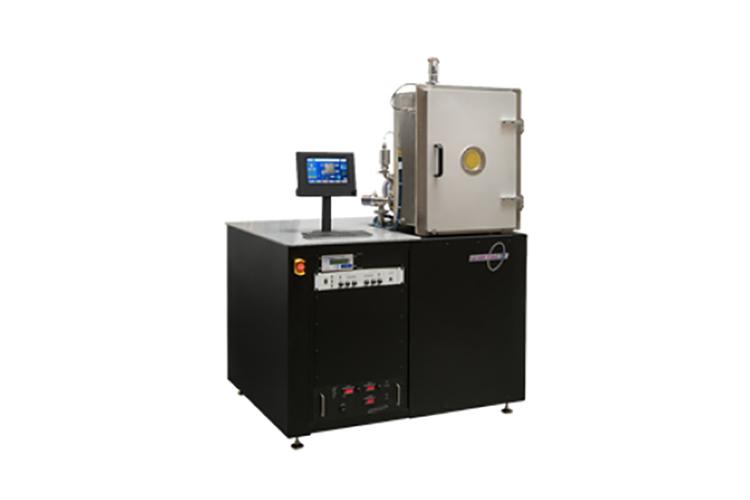 Vacuum coating test machine